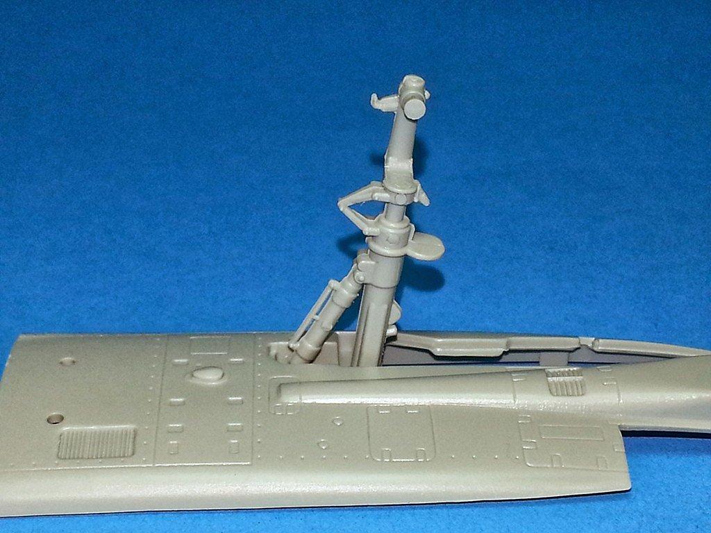 1//48 A-10 Landing Gear 48234 for Italeri