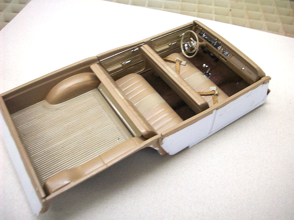 Review 1966 Chevelle Station Wagon Ipms Usa Reviews