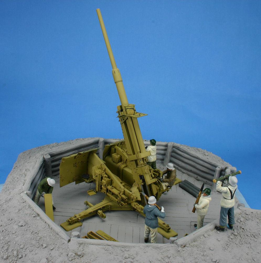 Armorama :: REVIEW Bronco German 88mm L71 Flak 41