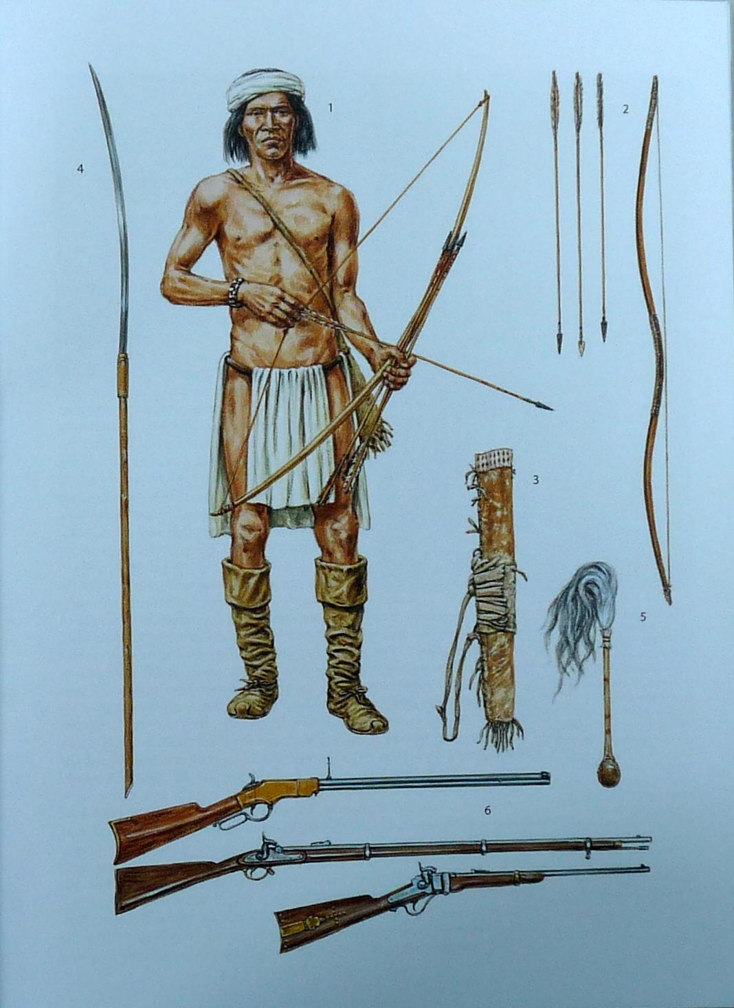 Review: Apache Warrior 1860-86 | IPMS/USA Reviews
