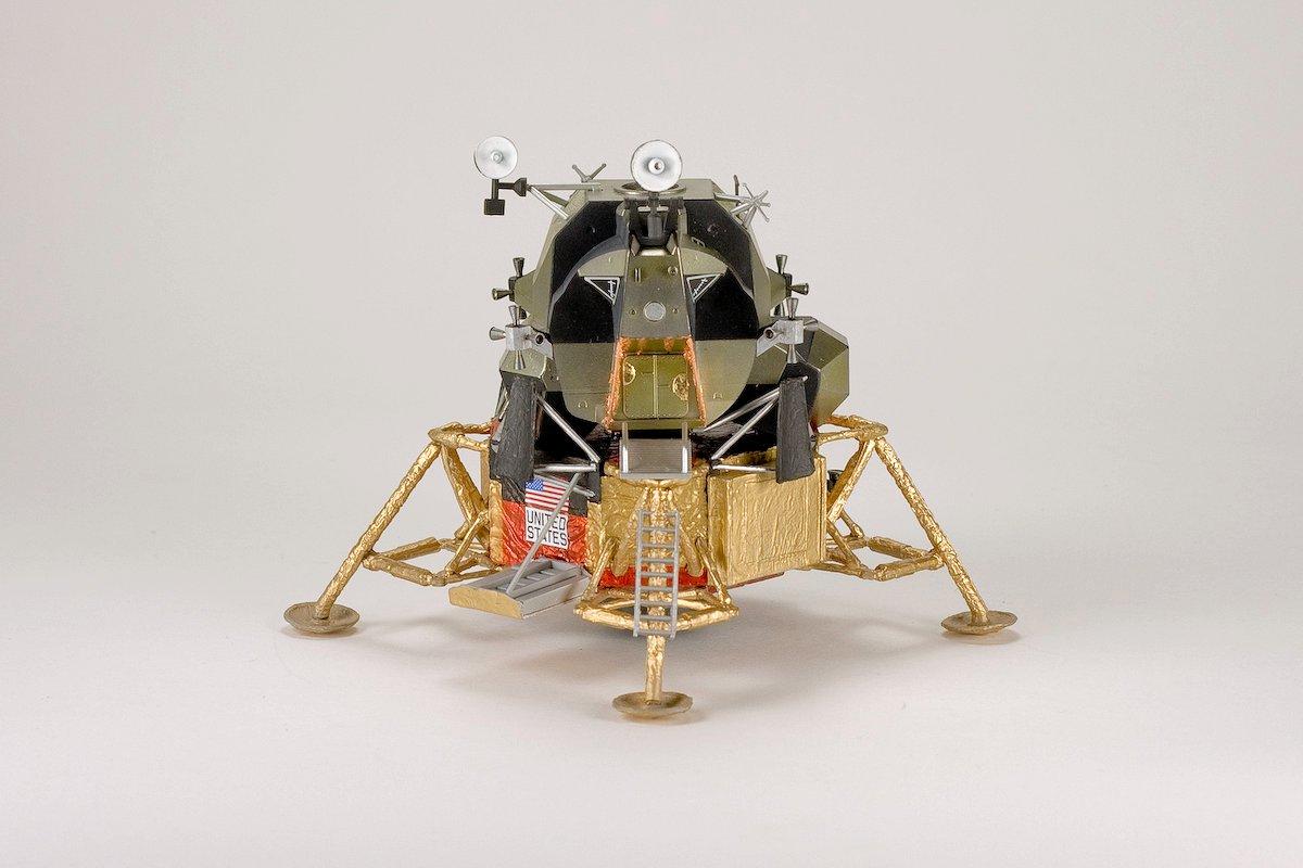 "Review: Apollo 17 ""The Last J-Mission"" CSM LM Lunar Rover | IPMS ..."