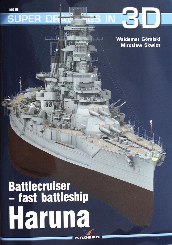 Review Battlecruiser Fast Battleship Haruna Super