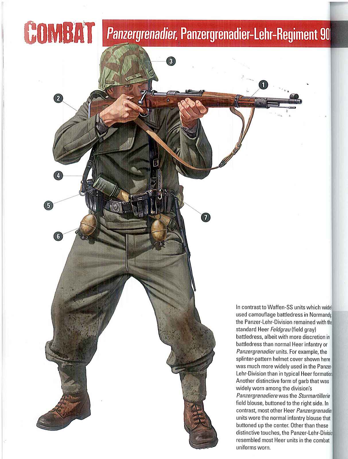 Panzer Grenadier: A Technical Review - BoardGameGeek