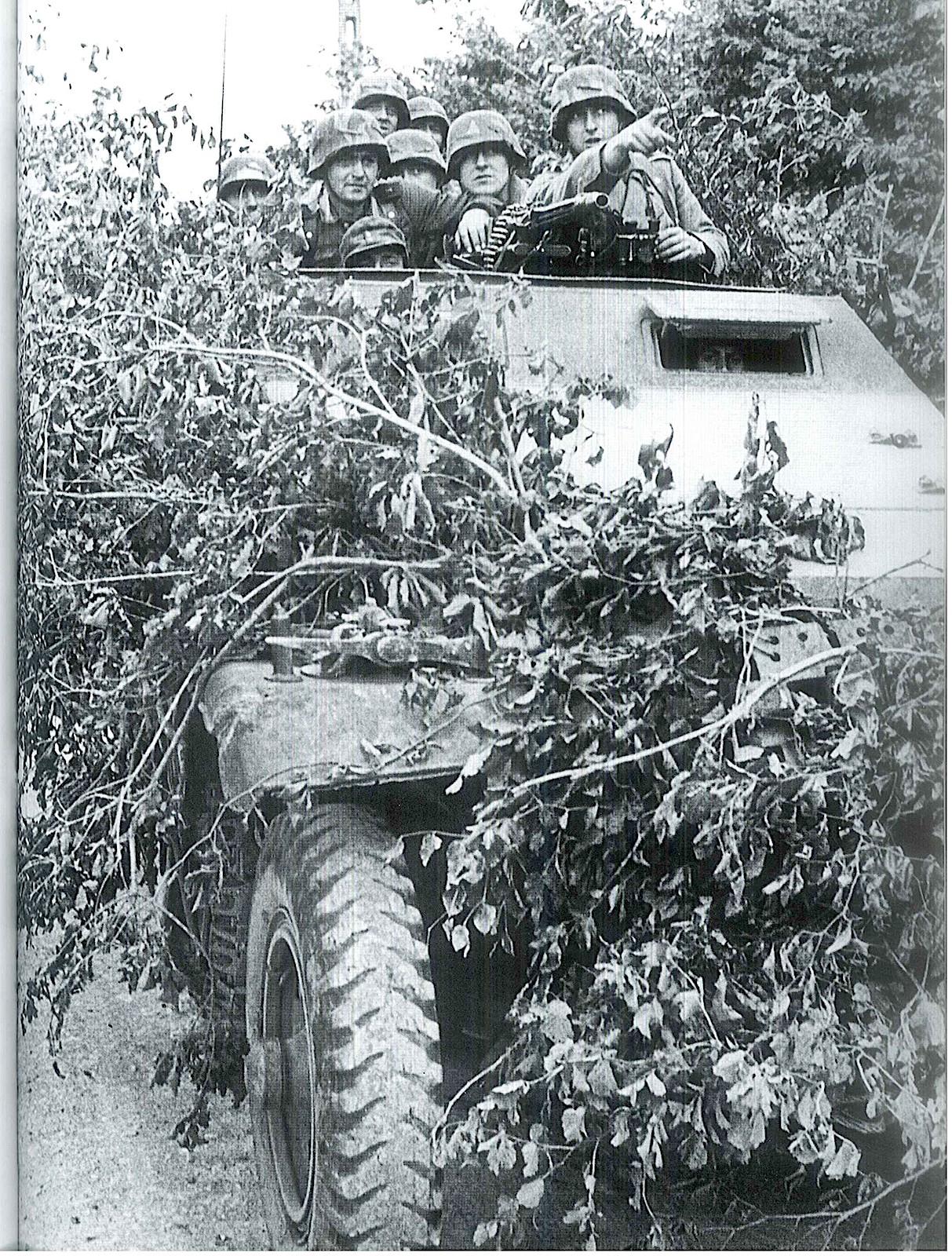 29th Panzergrenadier Regiment/3rd Panzergrenadier Division ...