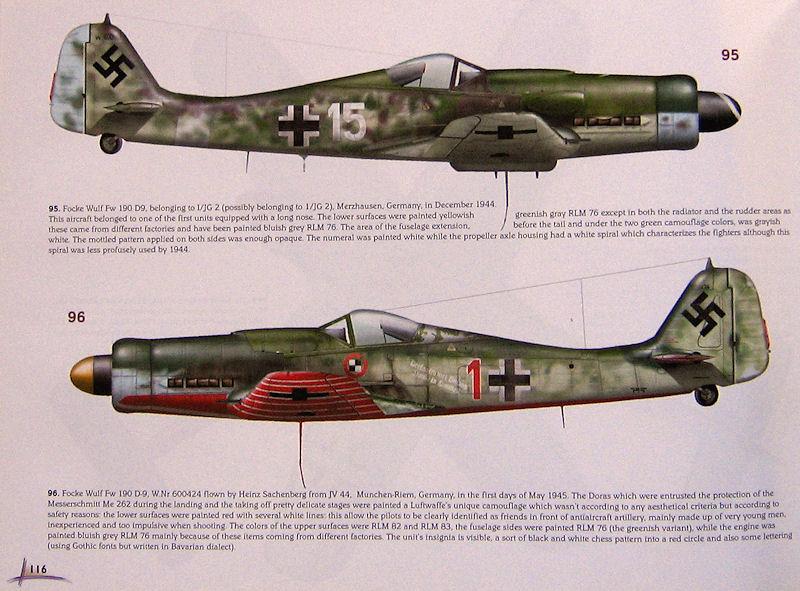 Review: Focke Wulf Fw-190 & Ta-152 | IPMS/USA Reviews