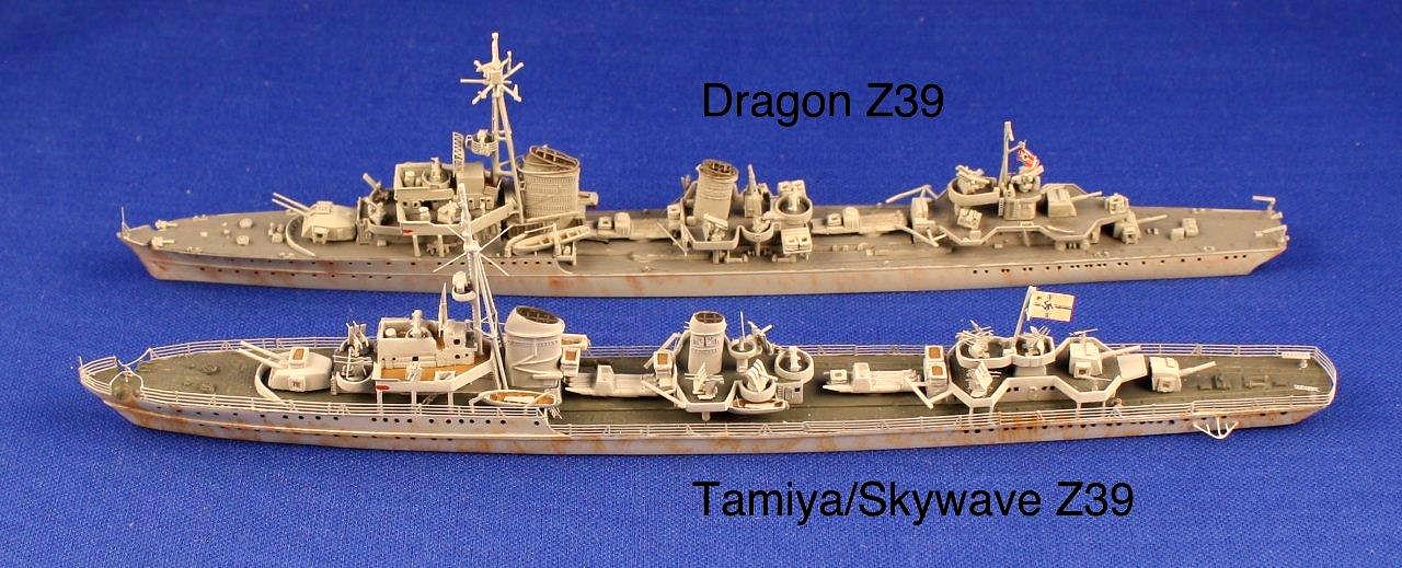 Review German Z 39 Destroyer Ipms Usa Reviews