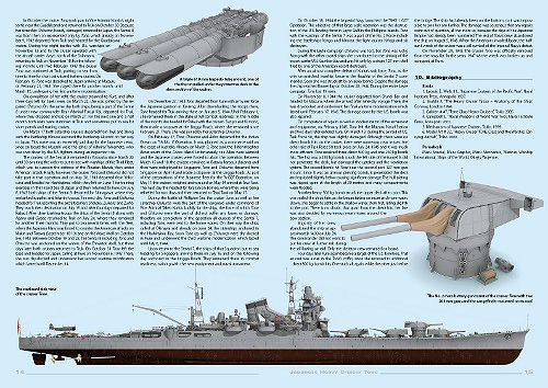 review  ijn heavy cruiser tone in 3d drawings