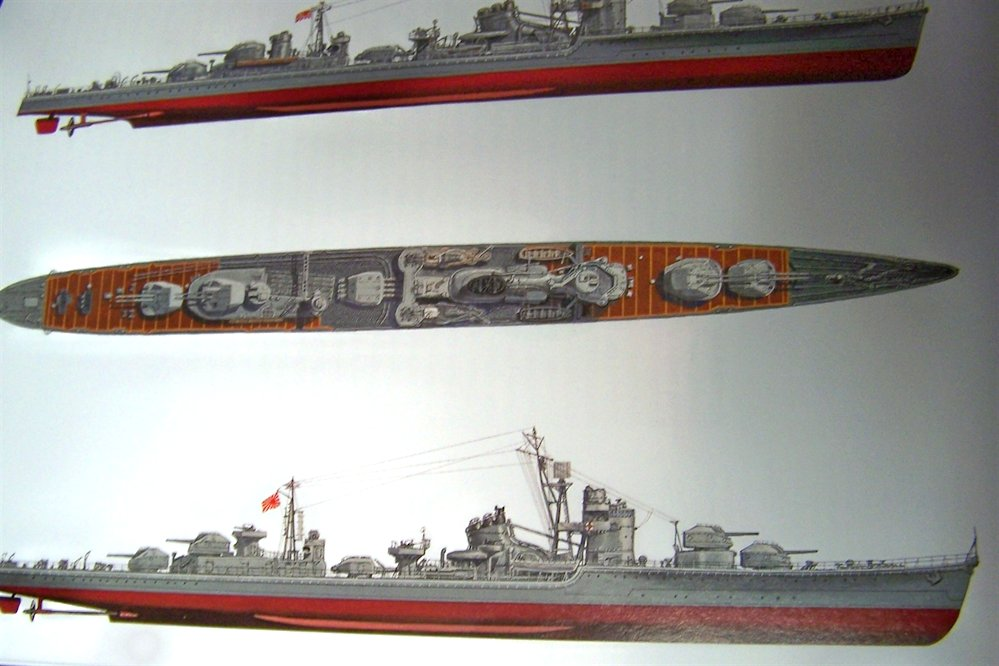 review  imperial japanese navy destroyers 1919