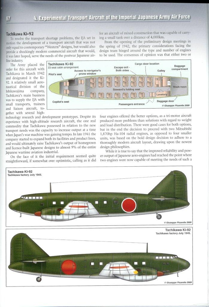 Review: Japanese Experimental Transport Aircraft of the ...