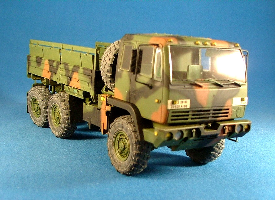 review m1083 fmtv standard cargo truck ipms usa reviews