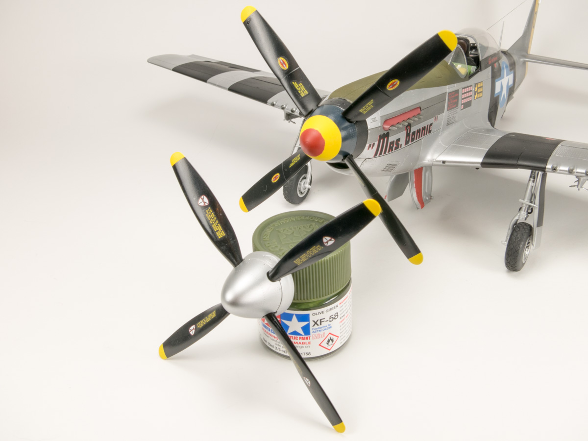 Review North American P 51d K Mustang Pacific Theater