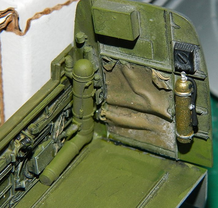 Review P 61b Cockpit And Gunner Station Detail Set Ipms