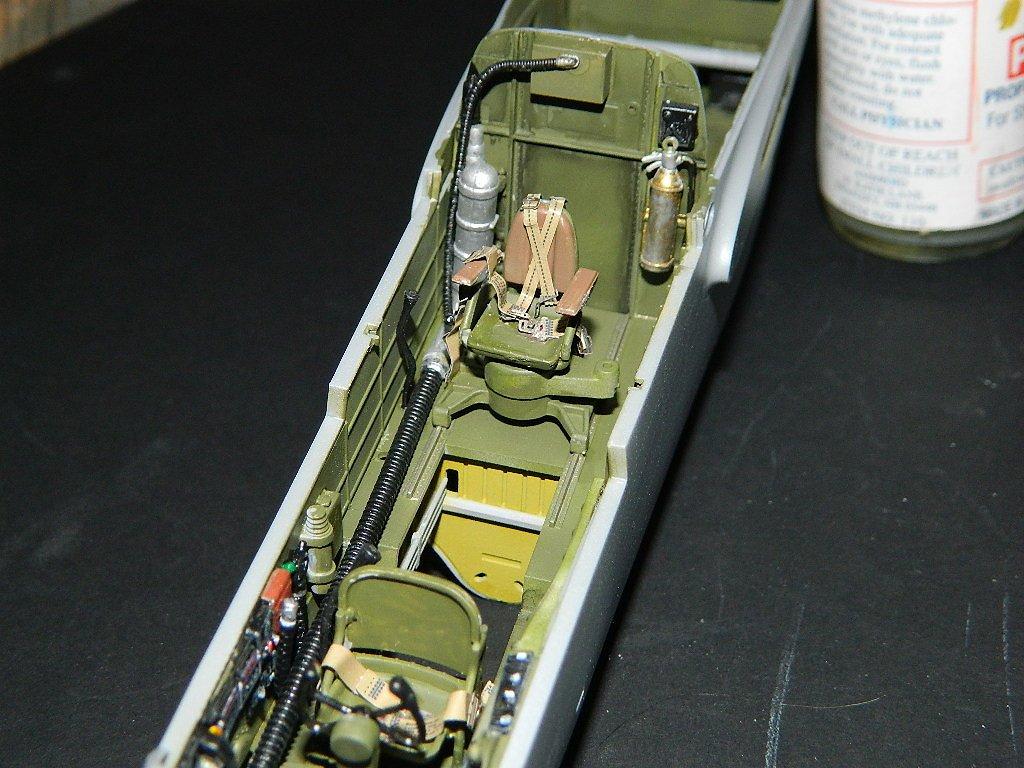 review p 61b cockpit and gunner station detail set ipms usa reviews. Black Bedroom Furniture Sets. Home Design Ideas