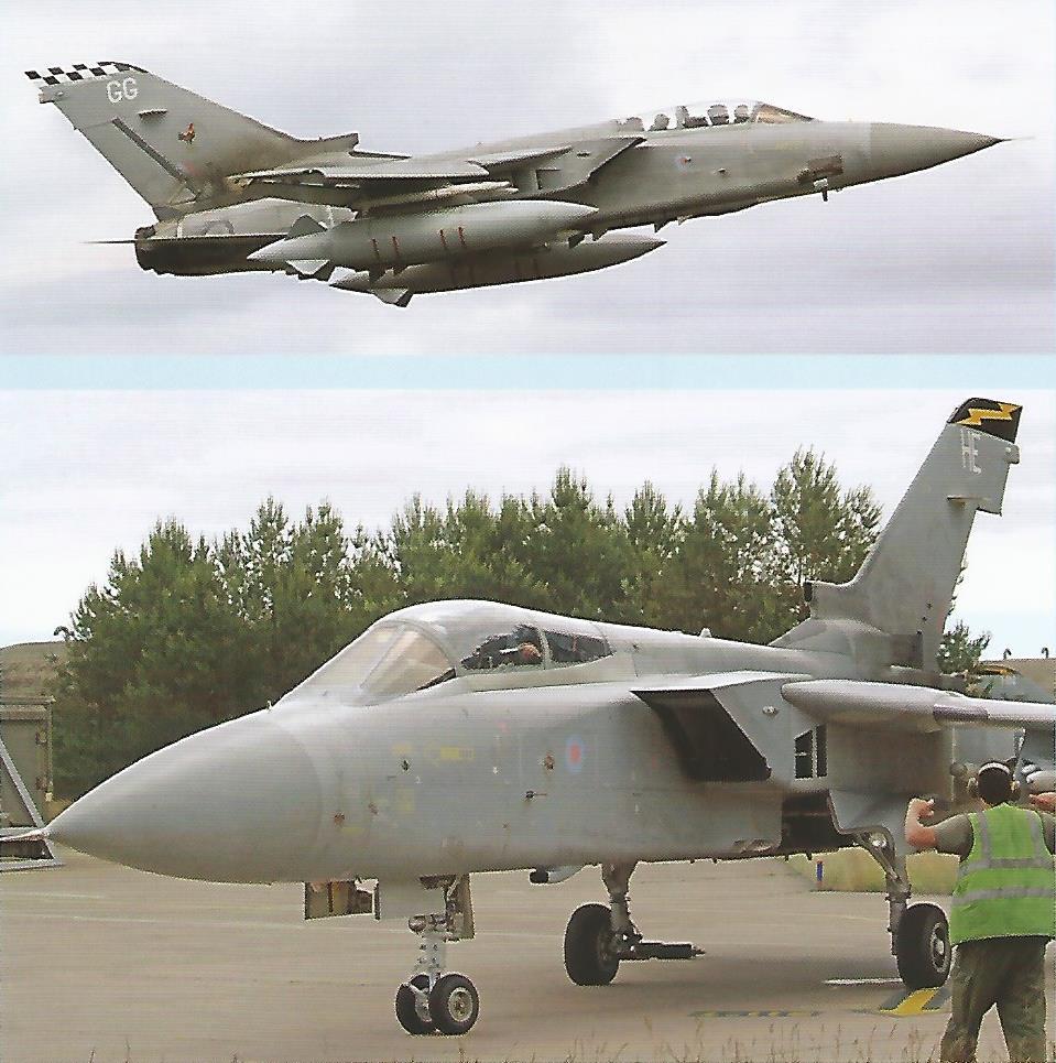 Review Panavia Tornado Adv Warpaint Series No 113 Ipms