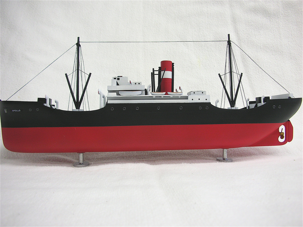 Review Q Ship