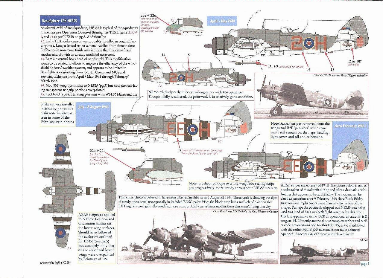 review  rcaf beaufighters in coastal command