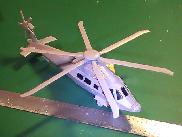 Review stealth helicopter operation geronimo ipms usa for Operation stealth