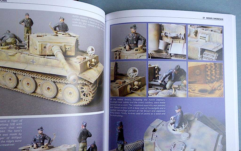 review  tiger 1 german army heavy tank southern front