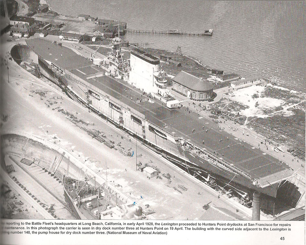 Review Uss Lexington Cv 2 Squadron At Sea Ipms Usa Reviews