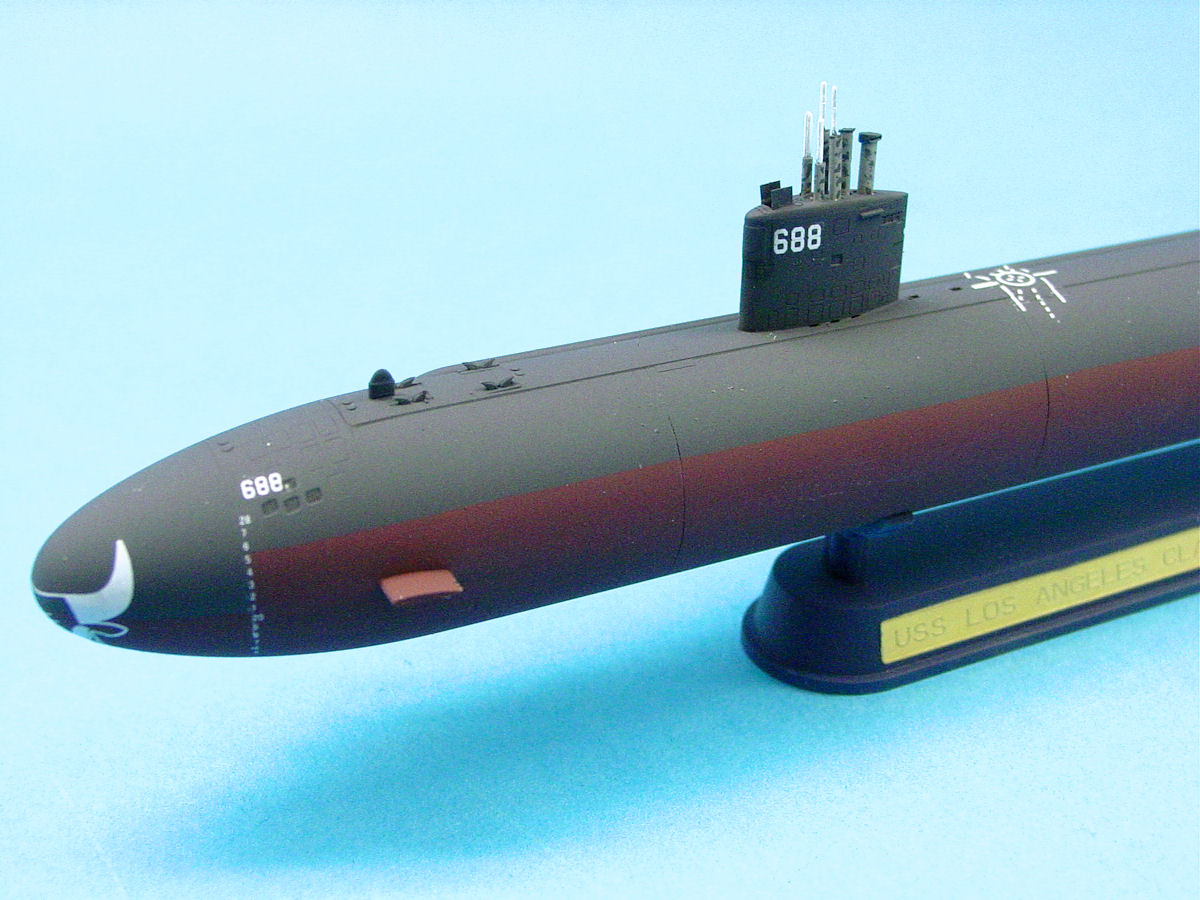 Review: USS Los Angeles Class Submarine SSN-688/VLS/688I (3