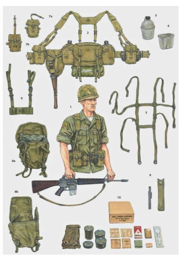 Review Vietnam War Us Amp Allied Combat Equipment Ipms Usa Reviews
