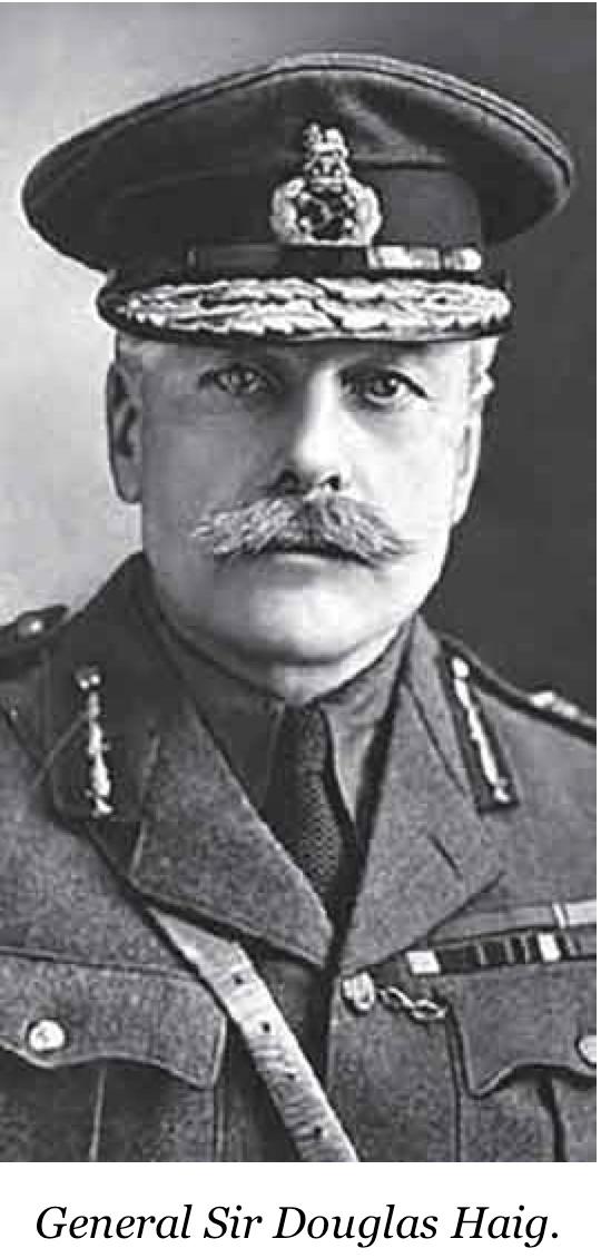 Douglas Haig, 1st Earl Haig