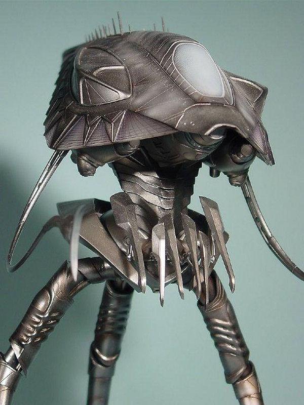 Review War Of The Worlds Alien Tripod Ipms Usa Reviews