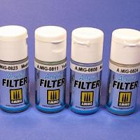 Ammo by Mig – Acrylic Filters